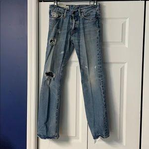 Abercrombie jeans, size 14